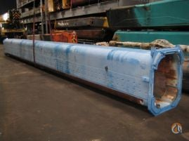Demag AC 395 Mast Tele Boom Sections Crane Part for Sale on CraneNetwork.com
