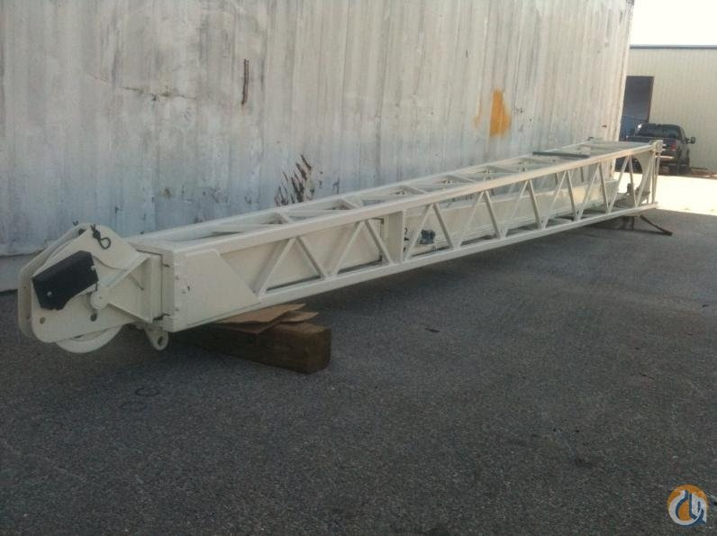 Terex Terex RT230 AND T230 JIBS 26 TO 43 TELESCOPIC Jib Sections  Components Crane Part for Sale in Fort Pierce Florida on CraneNetwork.com