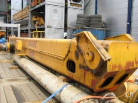 Krupp Krupp KMK 2025 Complete Boom Boom Sections Crane Part for Sale on CraneNetwork.com