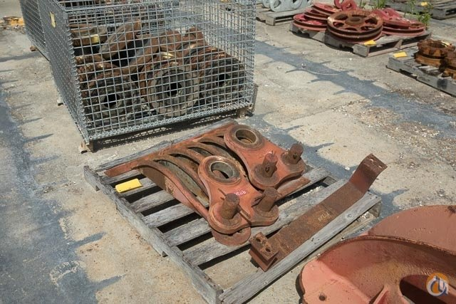 Manitowoc MANITOWOC 91125 Boom Tip Extension  Crane Part for Sale in Belle Chasse Louisiana on CraneNetwork.com