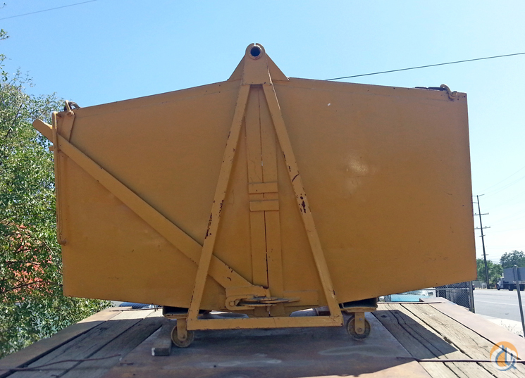 Unknown Clambucket Buckets Drag Clam Concrete Crane Part for Sale on CraneNetwork.com