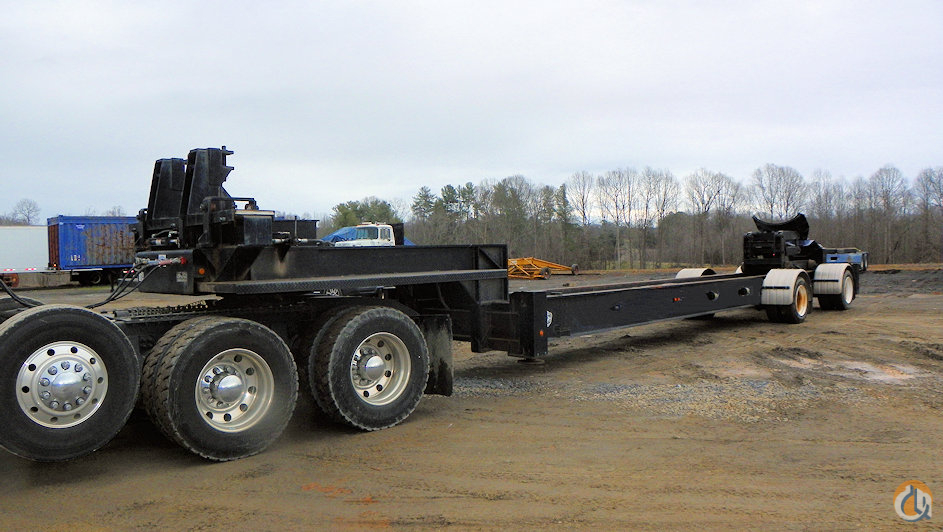 Grove 2002 Talbert  Grove GMK6300L Boom Launch Trailer Boom Launch Trailer Crane Part for Sale on CraneNetwork.com