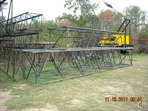 Link-Belt LINK BELT LS138H138A TUBULAR BOOM Boom Sections Crane Part for Sale on CraneNetwork.com