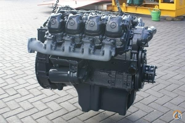Mercedes-Benz Mercedes-Benz OM 422 Engines  Transmissions Crane Part for Sale on CraneNetworkcom