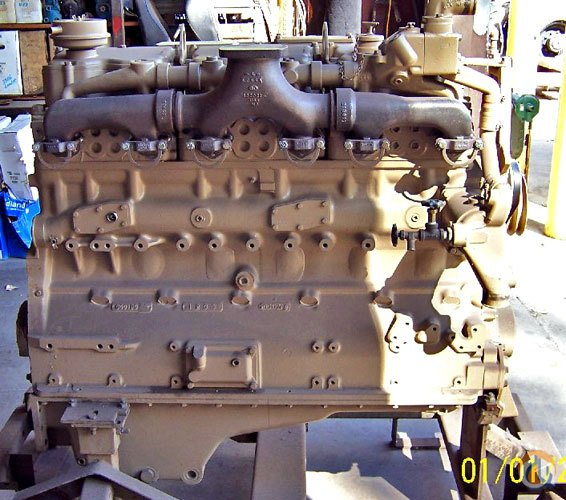 Cummins Rebuilt Cummins NH 855-C230 Engines  Transmissions Crane Part for Sale in Cleveland Ohio on CraneNetwork.com