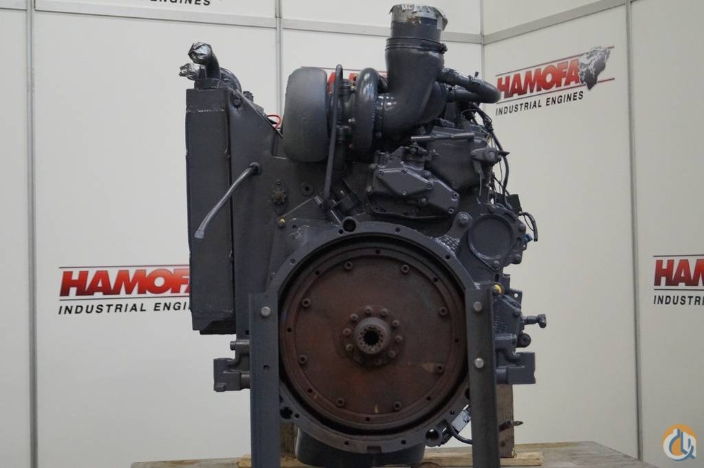 Deutz Deutz BF6M1013 Engines  Transmissions Crane Part for Sale on CraneNetwork.com
