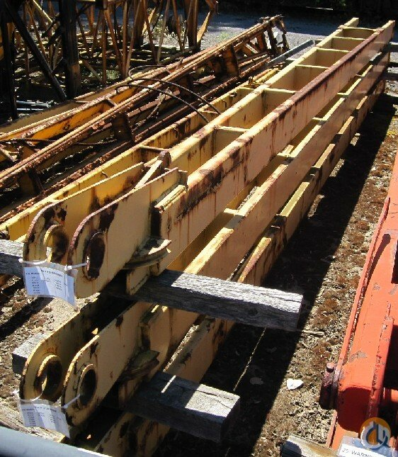 Grove 2-159-900052 - Grove 23039 A-frame - 3 available Jib Sections  Components Crane Part for Sale in Cleveland Ohio on CraneNetworkcom