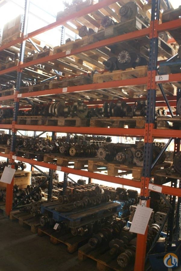 Deutz Deutz USED ENGINE PARTS Engines  Transmissions Crane Part for Sale on CraneNetwork.com