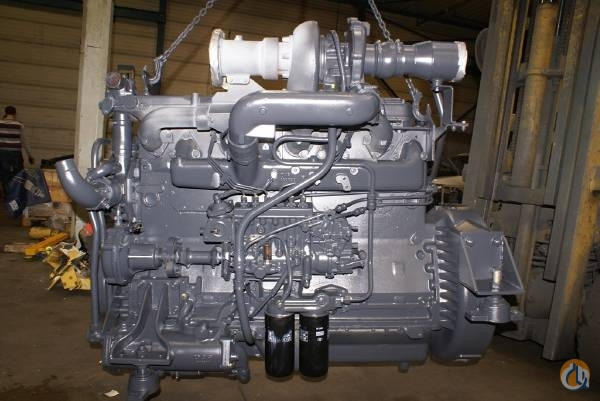 DAF DAF USED ENGINES Engines  Transmissions Crane Part for Sale on CraneNetworkcom