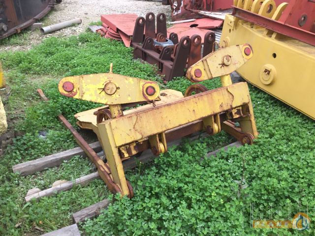 Manitowoc Manitowoc 4100 Ringer Ringer Crane Part for Sale in Arcola Texas on CraneNetwork.com