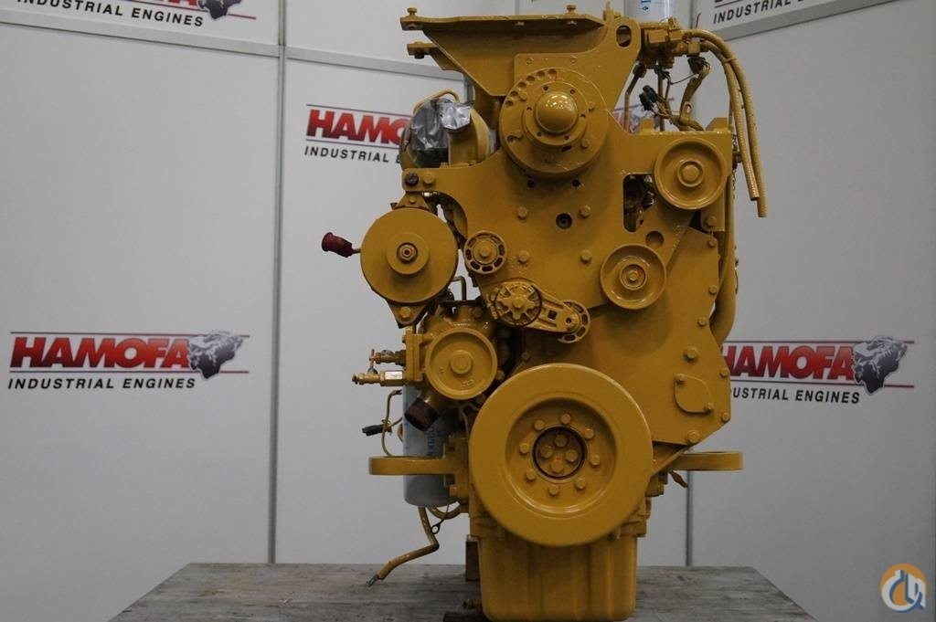 Caterpillar Caterpillar 3126 Engines  Transmissions Crane Part for Sale on CraneNetwork.com