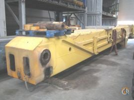 Krupp Krupp KMK 5160 Complete Boom Boom Sections Crane Part for Sale on CraneNetwork.com
