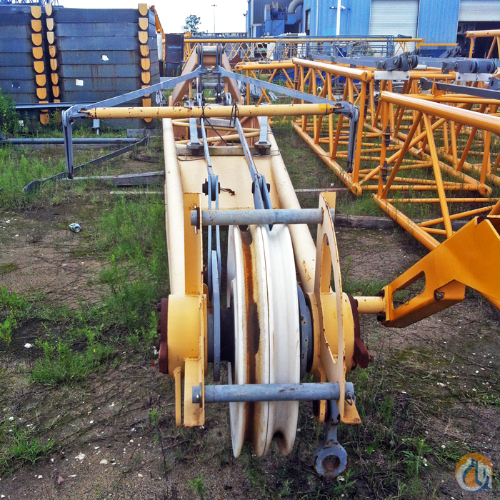 Liebherr Liebherr LR 1280 Crawler Crane for Parting Out Boom Sections Crane Part for Sale on CraneNetwork.com