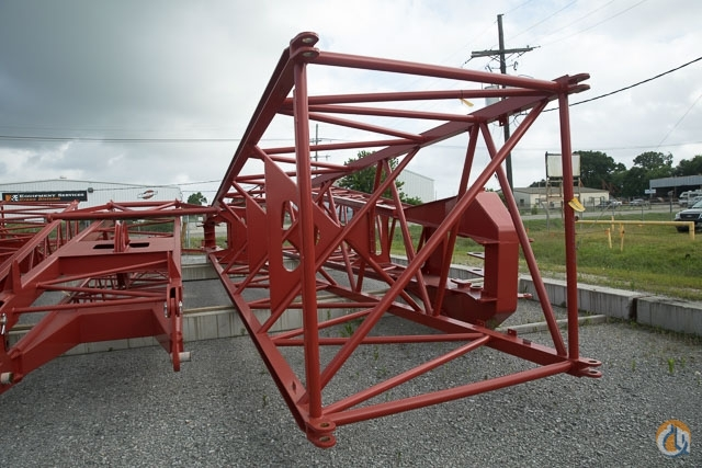 Manitowoc MANITOWOC 65773 Boom Tip Extension  Crane Part for Sale in Belle Chasse Louisiana on CraneNetwork.com