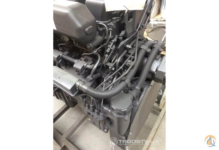 Mercedes-Benz 2013 Mercedes-Benz OM460LA 6-cylinder diesel engine