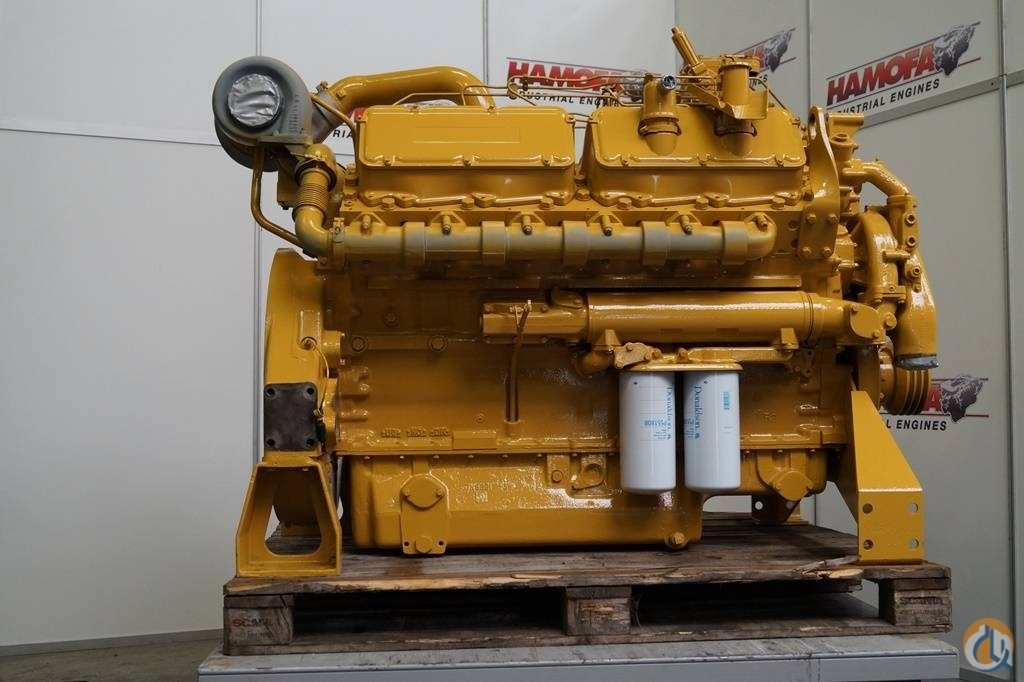 Caterpillar Caterpillar 3412 E Engines  Transmissions Crane Part for Sale on CraneNetwork.com