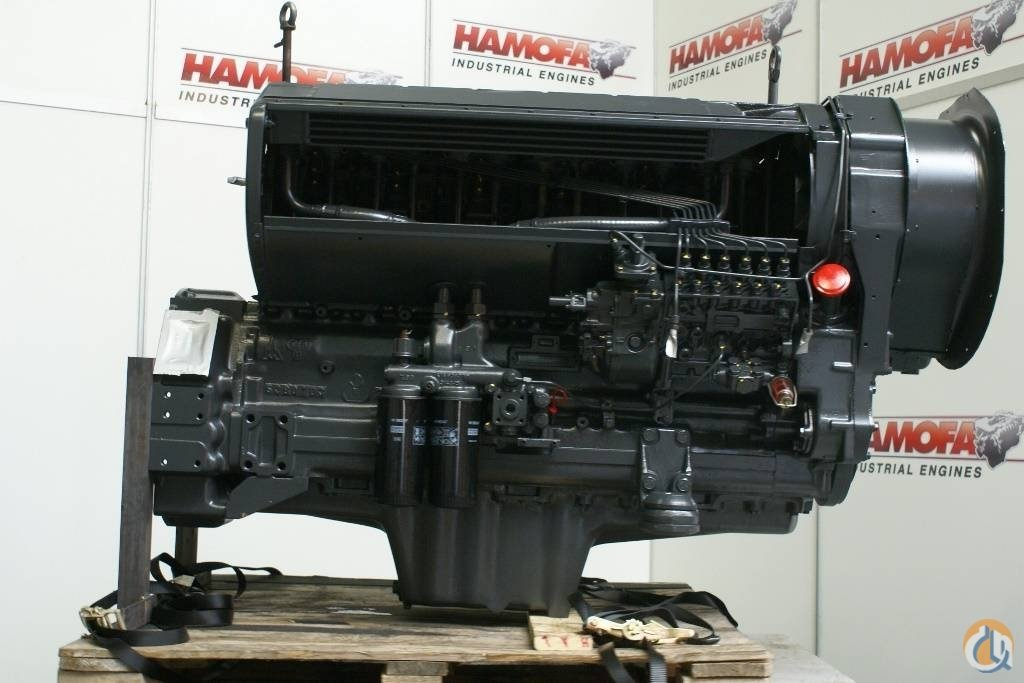 Deutz Deutz BF6L513RC Engines  Transmissions Crane Part for Sale on CraneNetwork.com