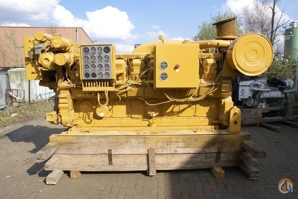 Caterpillar Caterpillar 3516 Engines  Transmissions Crane Part for Sale on CraneNetwork.com