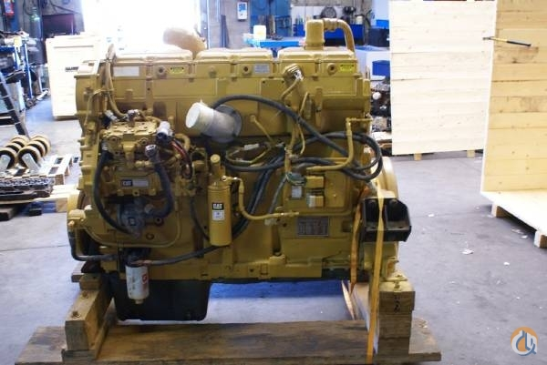 Caterpillar Caterpillar C15 Engines  Transmissions Crane Part for Sale on CraneNetwork.com