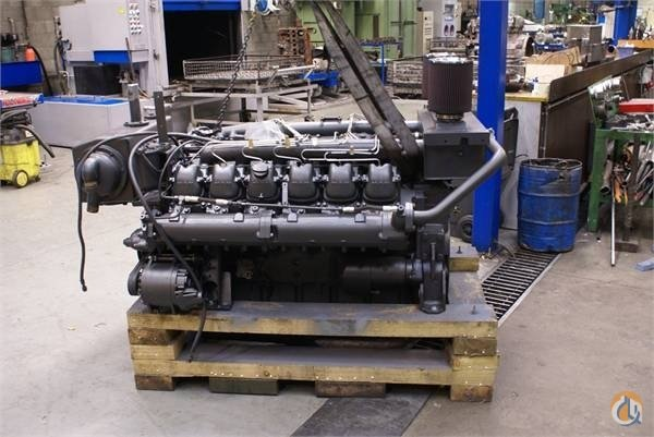 MAN MAN D2842ME Engines  Transmissions Crane Part for Sale on CraneNetworkcom