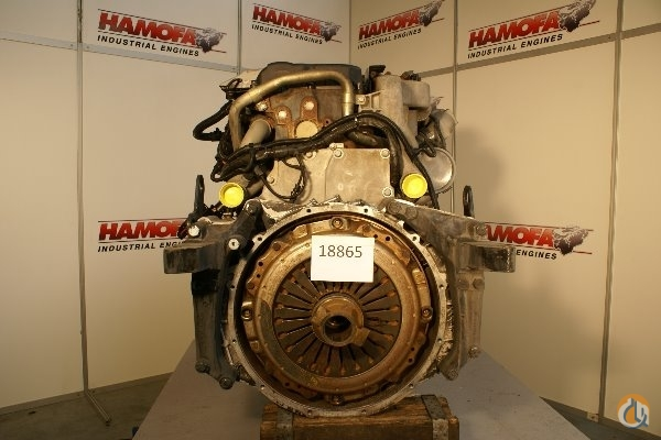 MAN MAN D2066 LF01 Engines  Transmissions Crane Part for Sale on CraneNetworkcom
