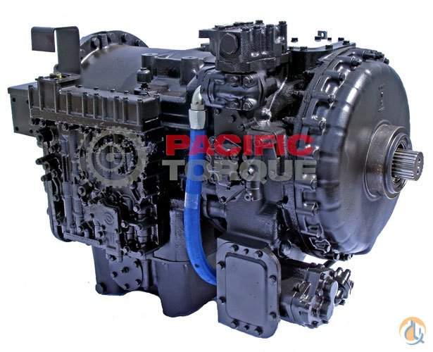 Allison Transmission Allison M6610 Transmission Engines  Transmissions Crane Part for Sale on CraneNetwork.com