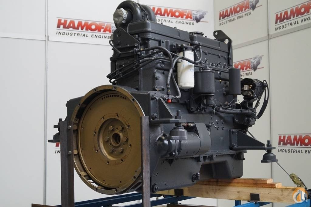 DAF DAF DKT 1160 M Engines  Transmissions Crane Part for Sale on CraneNetworkcom