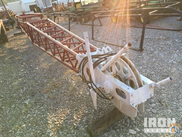 Manitowoc Manitowoc 123 Jib Boom - Fits Manitowoc Jib Sections  Components Crane Part for Sale in St. Louis Missouri on CraneNetwork.com