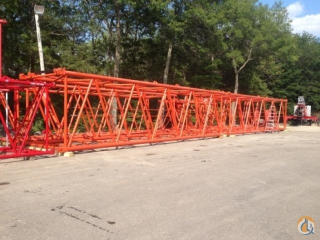 Manitowoc 40 79 Main Boom Insert Boom Sections Crane Part for Sale in Easton Massachusetts on CraneNetwork.com