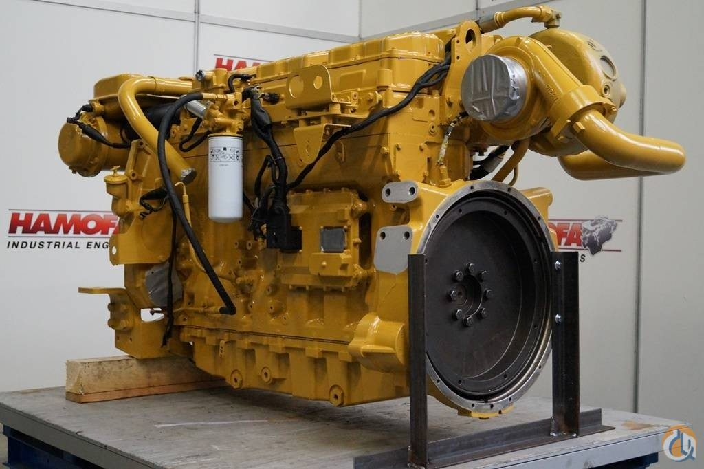 Caterpillar Caterpillar C12 Engines  Transmissions Crane Part for Sale on CraneNetwork.com