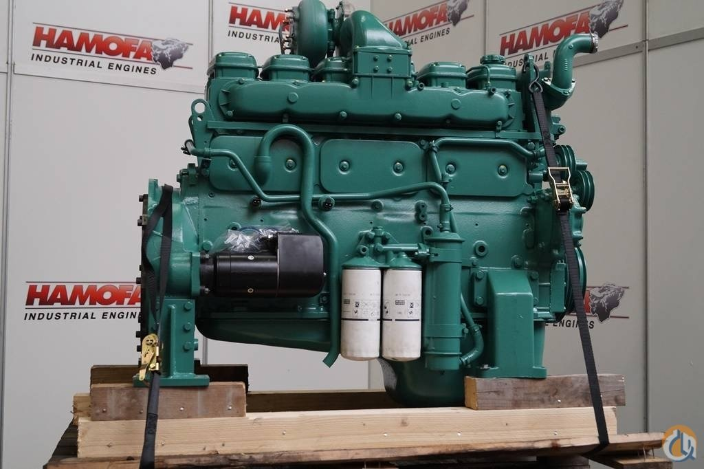 Volvo Volvo TD100G Engines  Transmissions Crane Part for Sale on CraneNetwork.com
