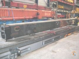 Krupp Krupp KMK 51105120 Boom Sections - No Base Boom Sections Crane Part for Sale on CraneNetwork.com