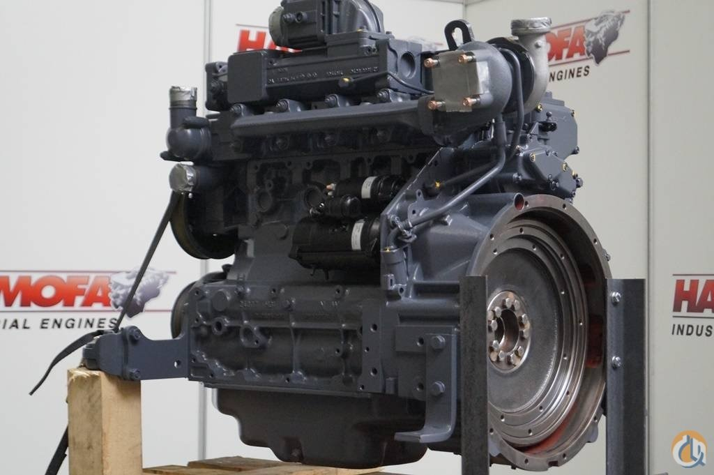 Deutz Deutz BF4 M1012C Engines  Transmissions Crane Part for Sale on CraneNetwork.com