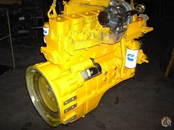Cummins Cummins 6 BT 59 Engines  Transmissions Crane Part for Sale on CraneNetworkcom