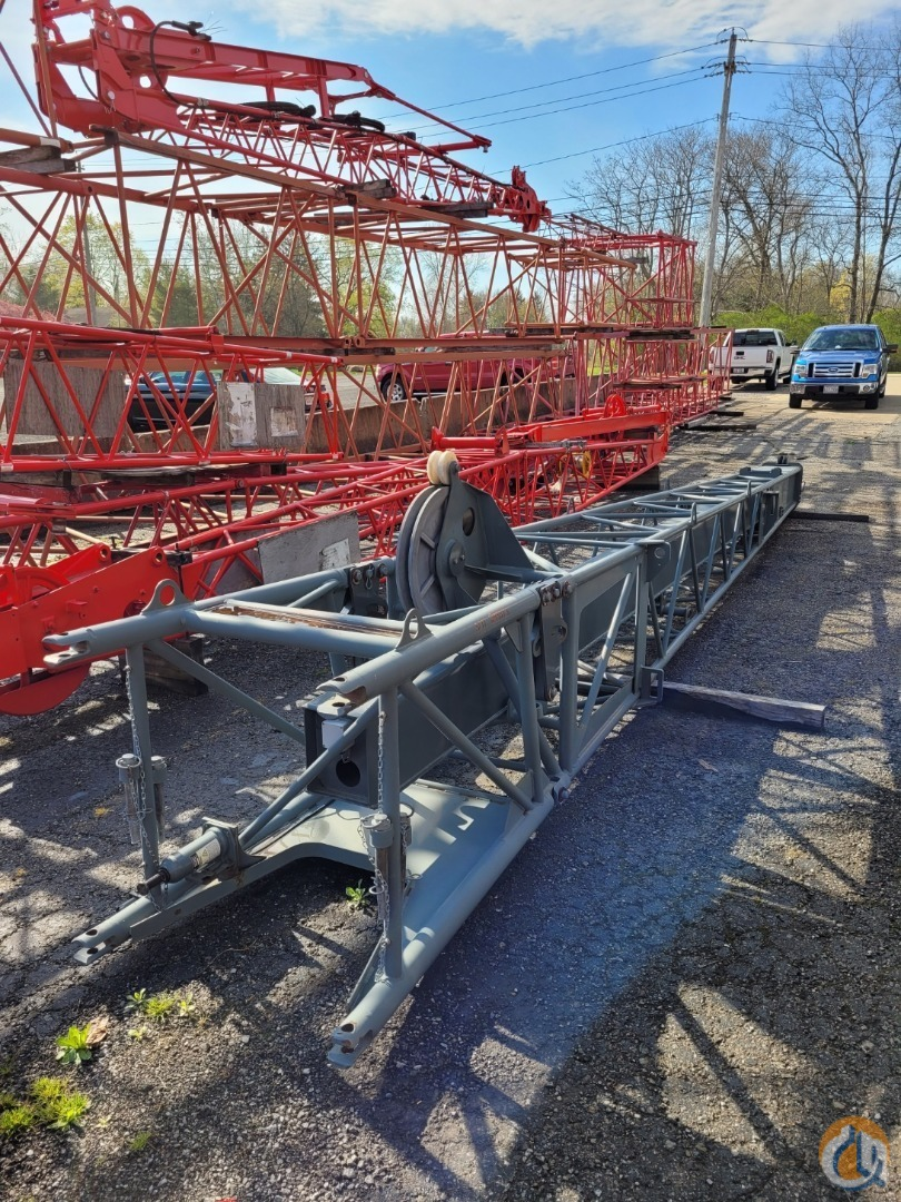 Grove Grove RT600E Telescopic Offsettable Swingaway Jib and Brackets Jib Sections  Components Crane Part for Sale in Cleveland Ohio on CraneNetwork.com