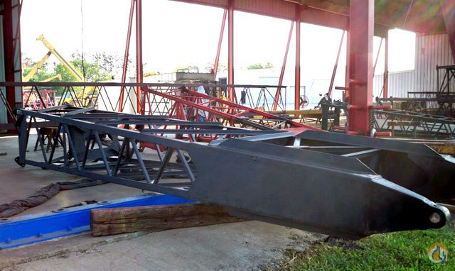 Northwest NORTHWEST WT95 BASE REBUILT Boom Sections Crane Part for Sale on CraneNetwork.com