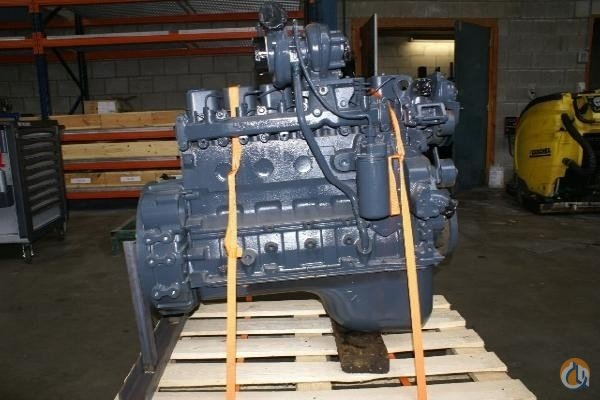Cummins Cummins 6 BTA 5.9 Engines  Transmissions Crane Part for Sale on CraneNetwork.com