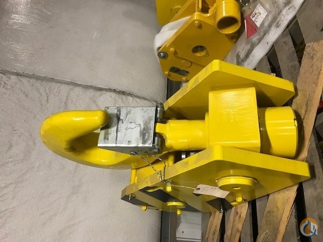 RopeBlock 82.5 Ton Hook Block Hook Block Crane Part for Sale in Syracuse New York on CraneNetwork.com