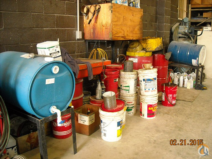 Various Manufacturers Oil Drums Miscellaneous Parts Crane Part for Sale in York Pennsylvania on CraneNetworkcom