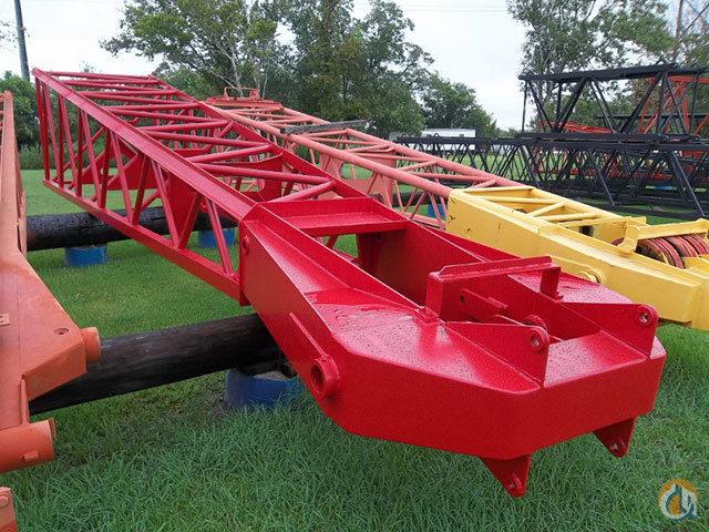 Manitowoc MANITOWOC 22C BOOM TIP Boom Sections Crane Part for Sale on CraneNetwork.com