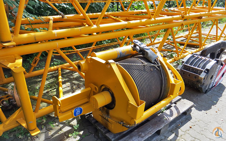 Liebherr WINCH for LIEBHERR LTM 1070-4.1 or 4.2 Winches  Drums Crane Part for Sale on CraneNetwork.com