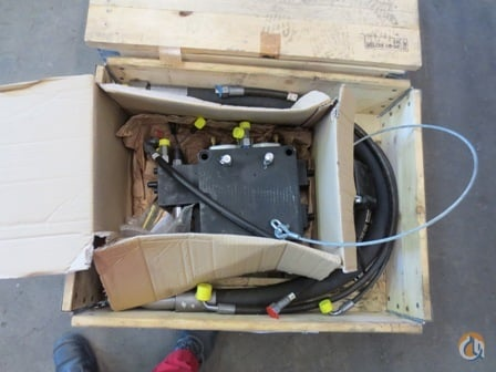 Grove Aux winch preparation kit GMK5170 Aux  Sheave Assy