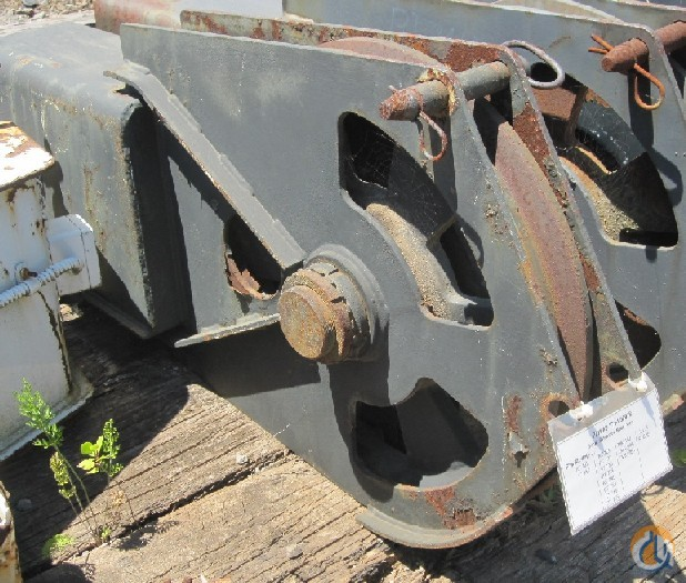 Grove 2-176-900078 - Grove Aux Boom Nose - 2 available Jib Sections  Components Crane Part for Sale in Cleveland Ohio on CraneNetworkcom