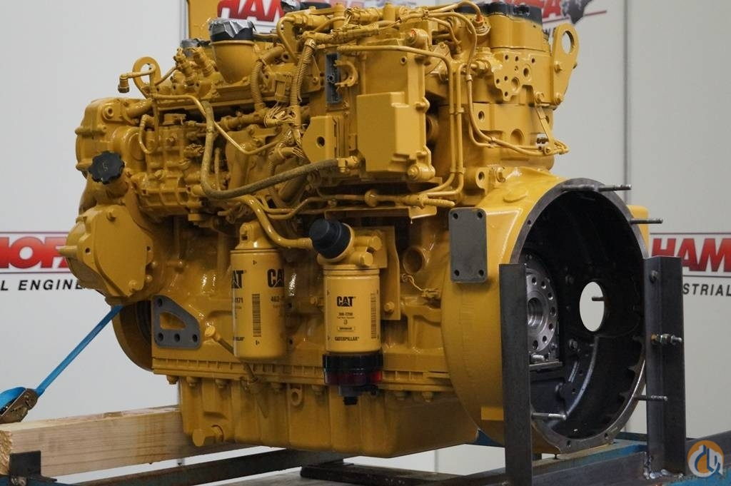 Caterpillar Caterpillar C6.6 Engines  Transmissions Crane Part for Sale on CraneNetwork.com