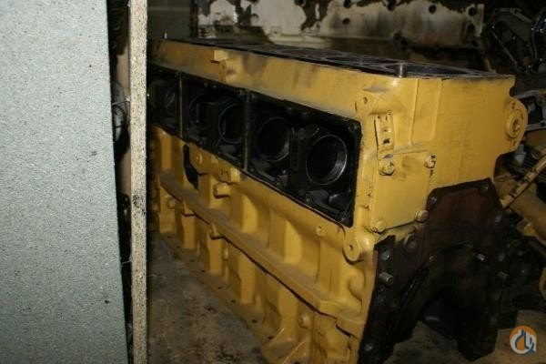 Caterpillar Caterpillar 3116 BLOCK Engines  Transmissions Crane Part for Sale on CraneNetwork.com