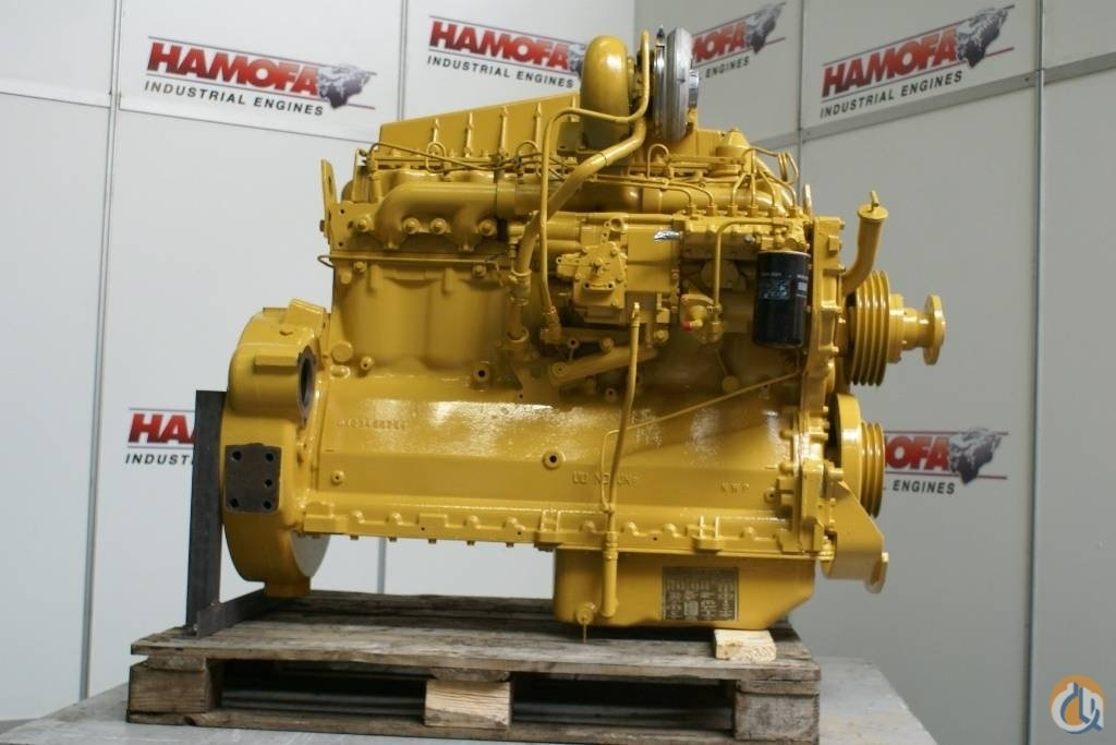 Caterpillar Caterpillar 3306 PC Engines  Transmissions Crane Part for Sale on CraneNetworkcom