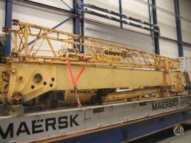 Grove Grove AT 633 Boom Boom Sections Crane Part for Sale on CraneNetworkcom