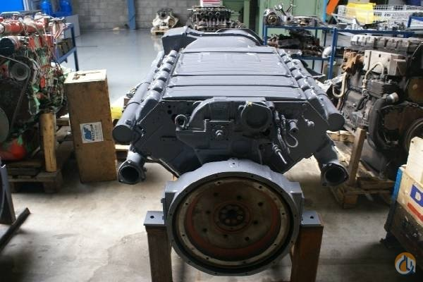Deutz Deutz F12L413F Engines  Transmissions Crane Part for Sale on CraneNetwork.com