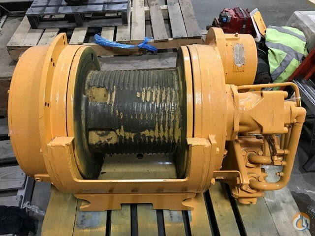Grove Grove Hoist Assembly - HO30B-16G Reman HoistsWinches Crane Part for Sale in Cleveland Ohio on CraneNetwork.com