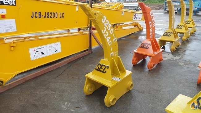 SEC SEC Ripper to suit CAT325D Buckets Drag Clam Concrete Crane Part for Sale in Houston Texas on CraneNetworkcom